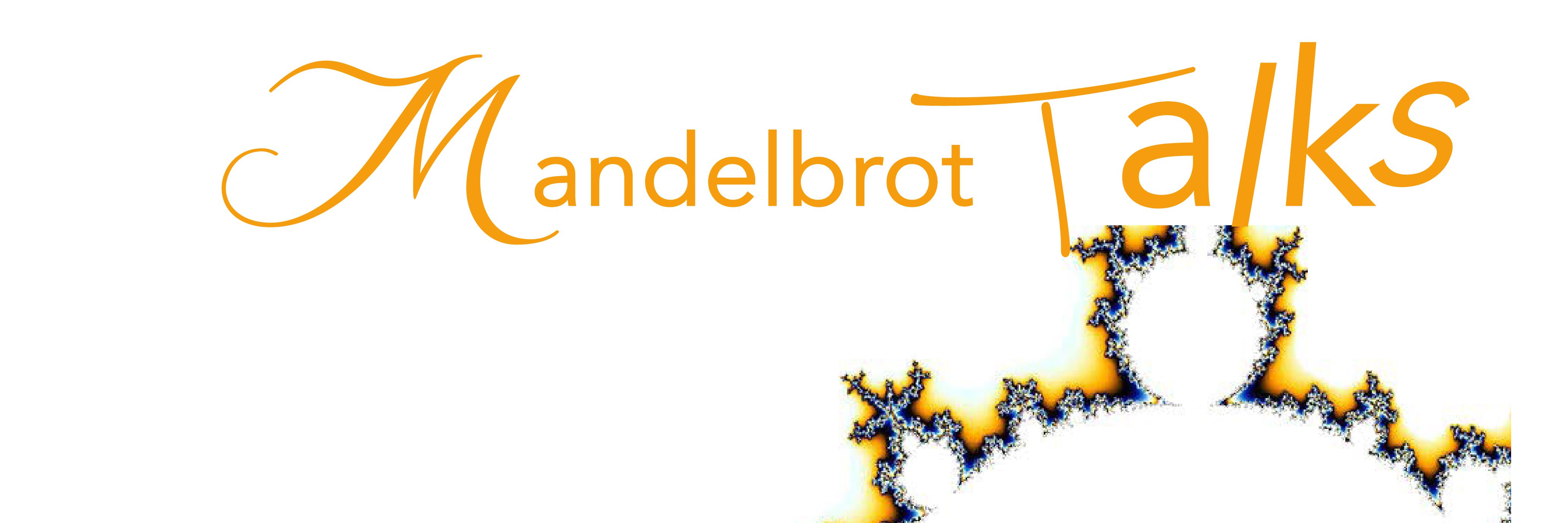 Logo for Mandelbrot Talks